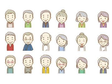 高齢者-Cover